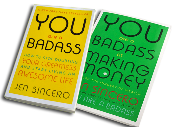 You Are a Badass at Making Money/You Are a Badass: How to Stop Doubting Your Greatness and Start Living