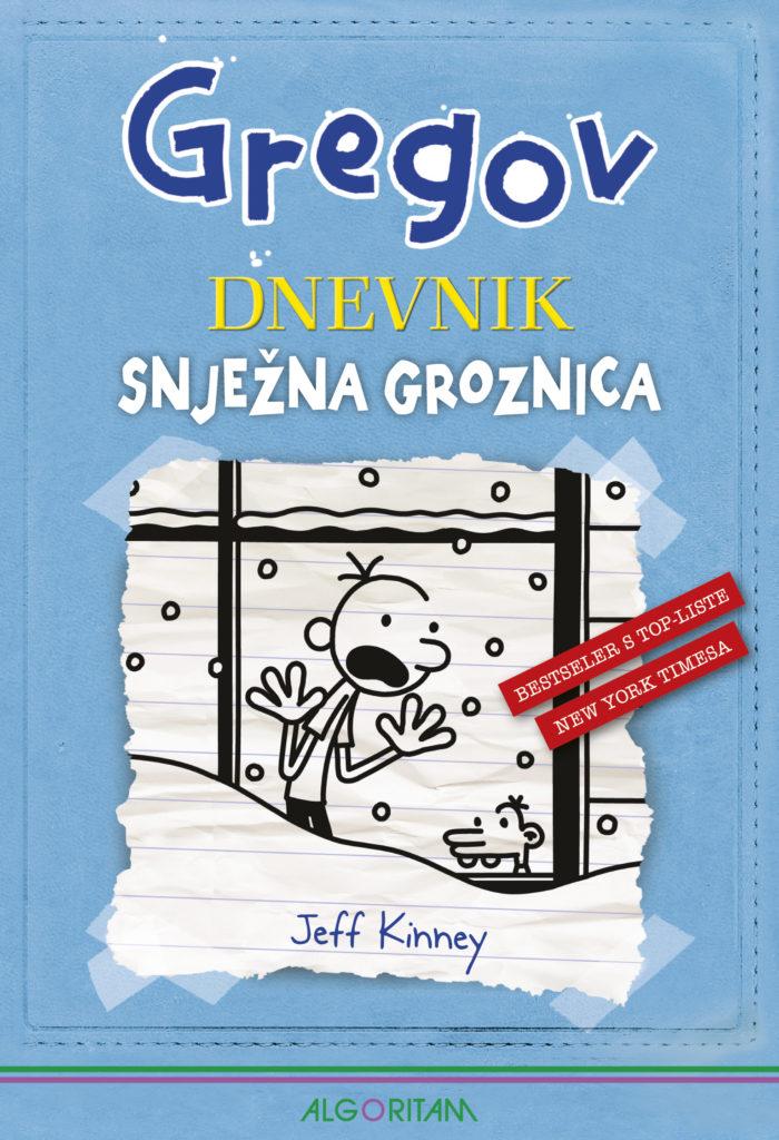 Jeff Kinney: Gregov dnevnik: Snježna groznica