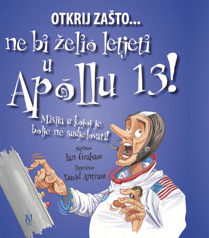 Ne bi želio letjeti u Apollu 13 - trenutno nedostupno