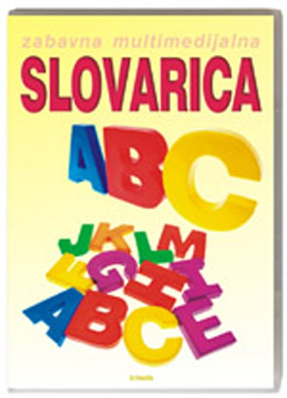 Slovarica (CD)