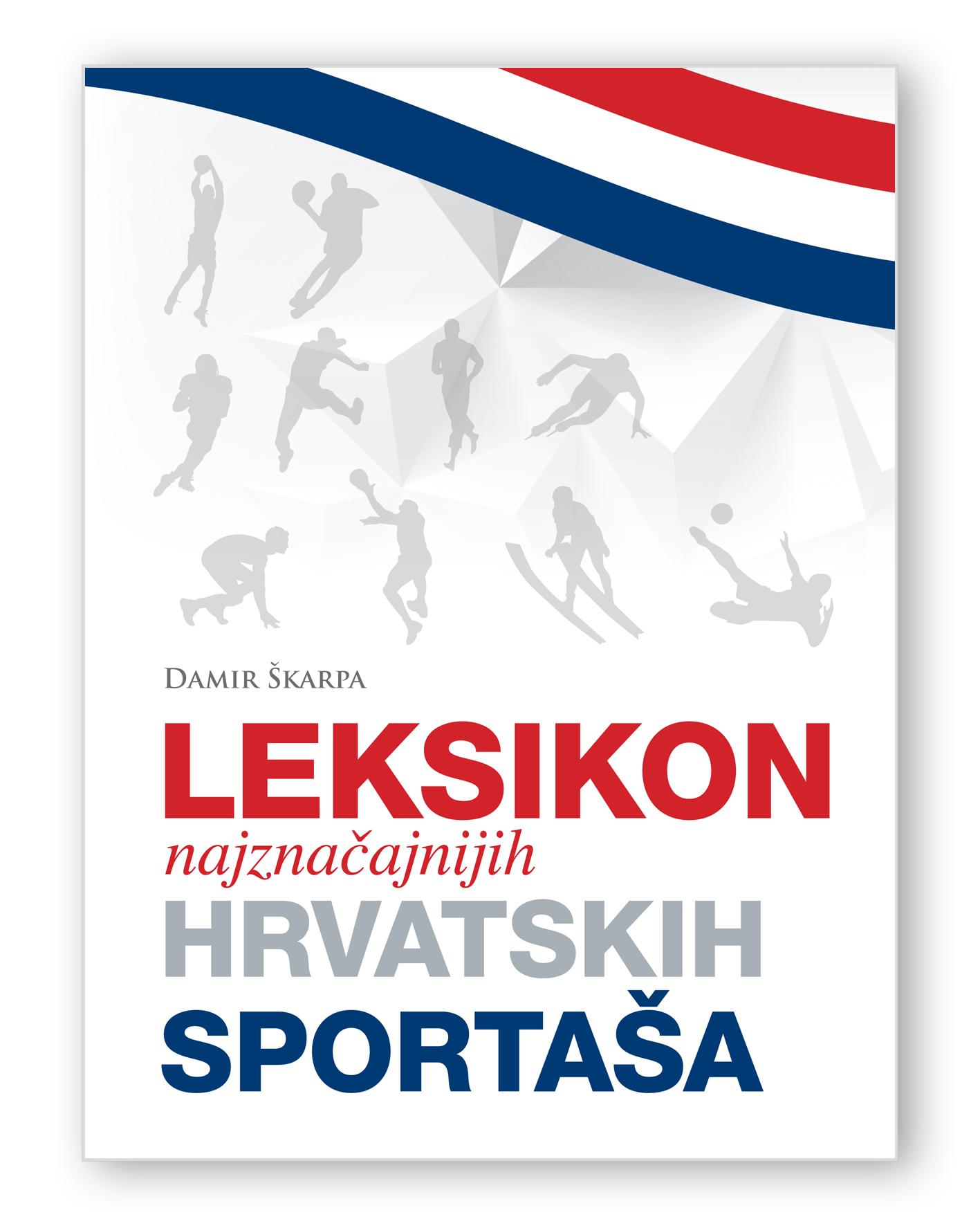 Damir Škarpa: Leksikon najznačajnijih hrvatskih sportaša
