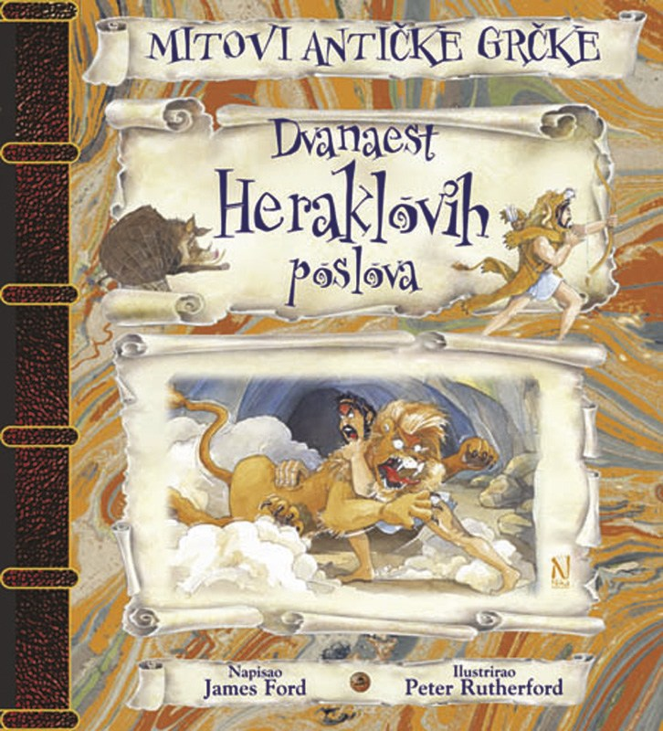 Dvanaest Heraklovih poslova